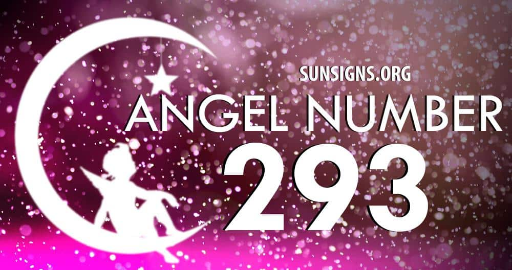 angel number 293