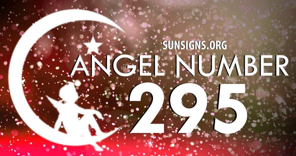 angel number 295