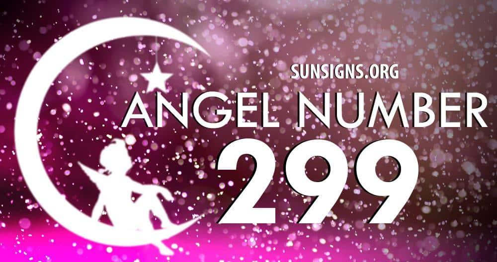 angel number 299