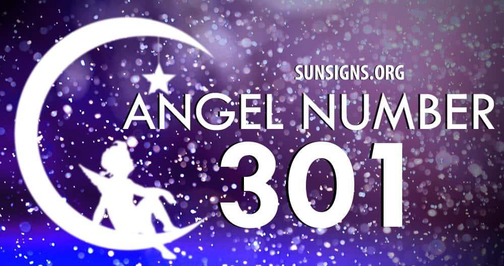 angel number 301