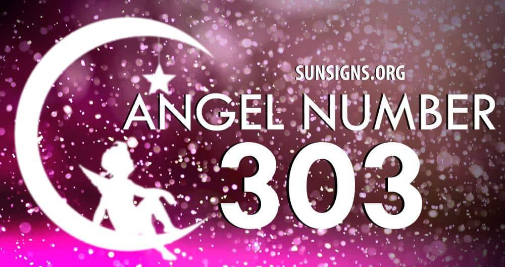 angel number 303