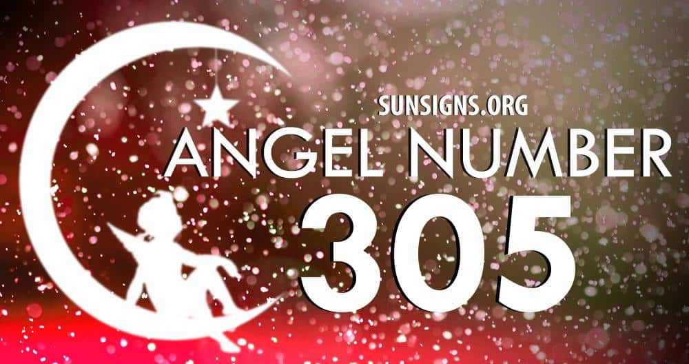 angel number 305