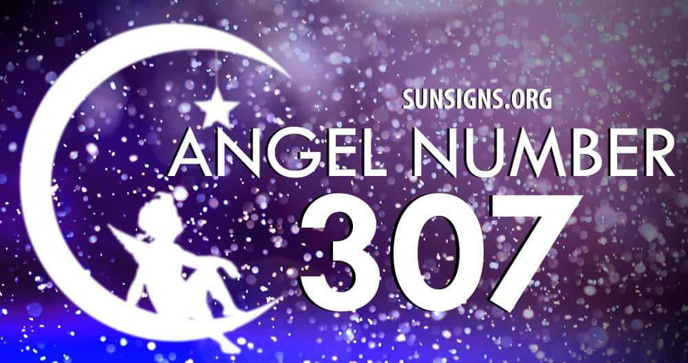 angel number 307