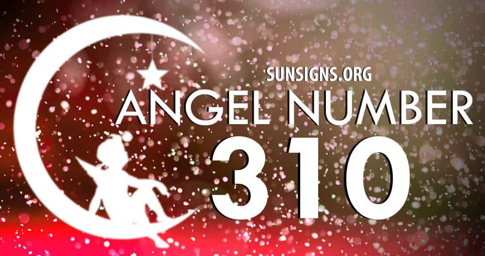 angel number 310