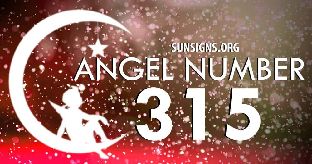 angel number 315