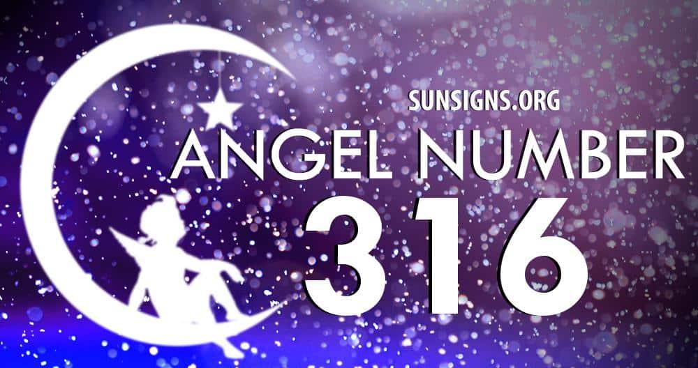 angel number 316