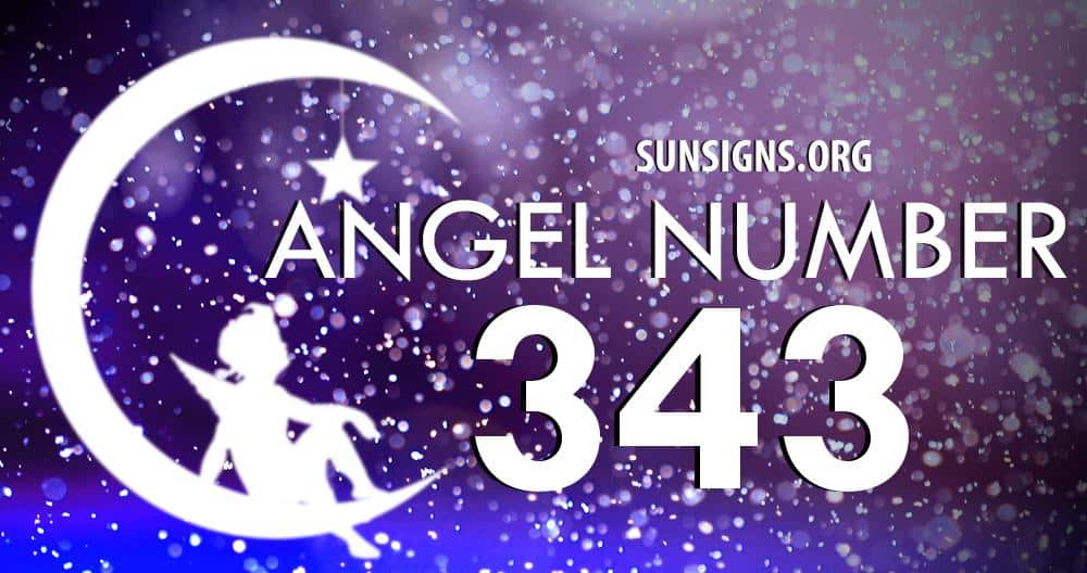 angel number 343