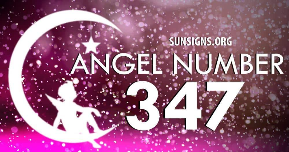 angel number 347