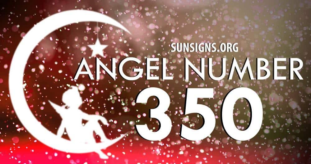 angel number 350
