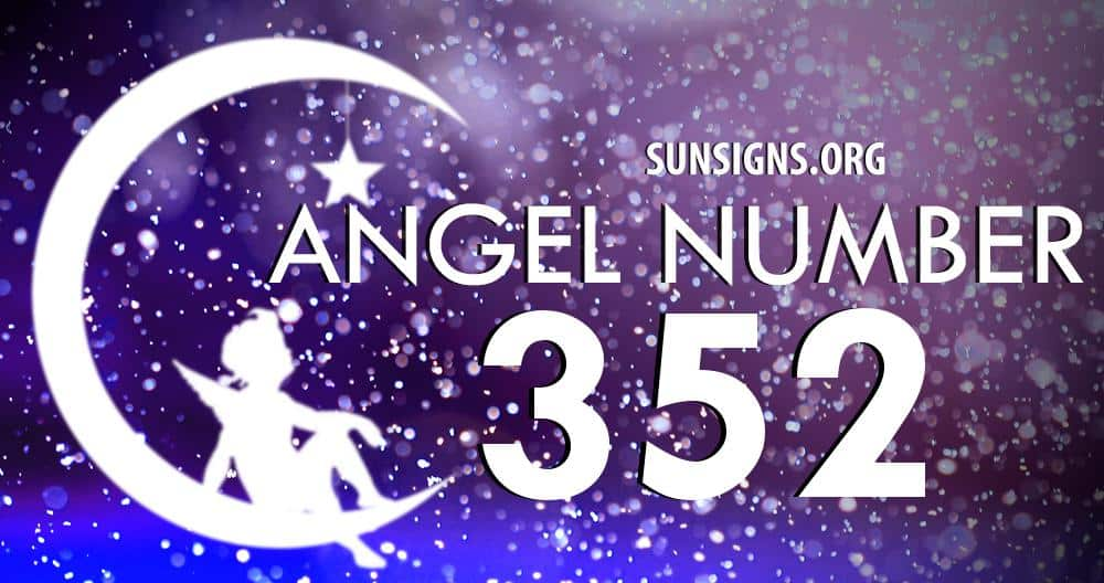 angel number 352