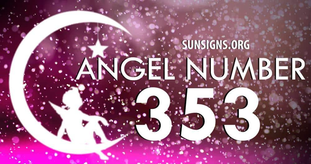 angel number 353
