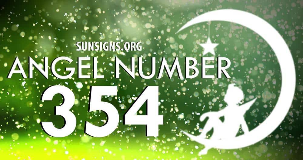angel number 354