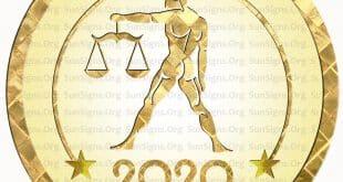 libra horoscope 2020