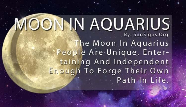 aquarius moon female compatibility