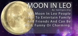 The Moon In Leo People Love To Entertain Family And Friends And Can Be As Wild, Funny Or Charming.