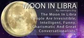 The Moon In Libra People Are Irresistible, Intelligent, Funny, Charismatic And Great Conversationalists.