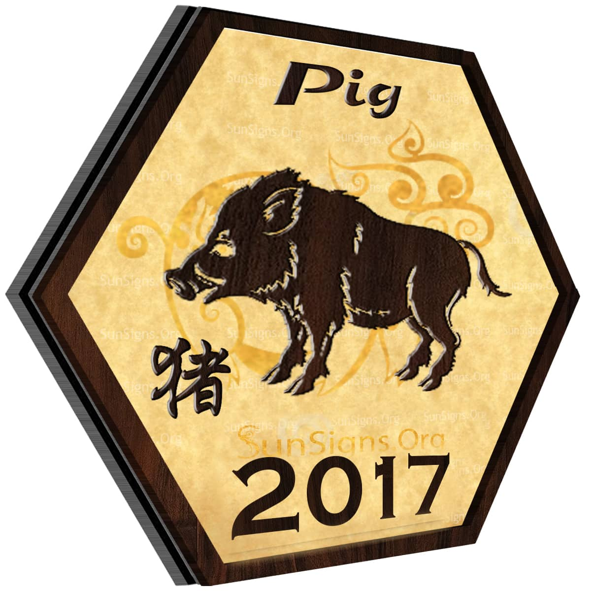 pig horoscope 2017