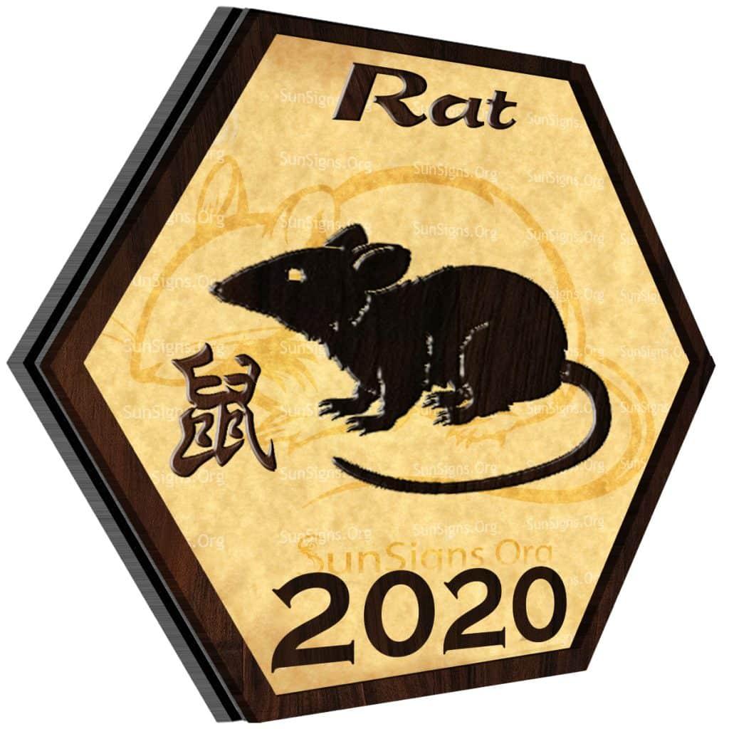 rat horoscope 2020