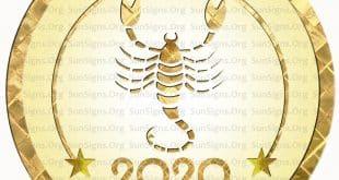 scorpio horoscope 2020