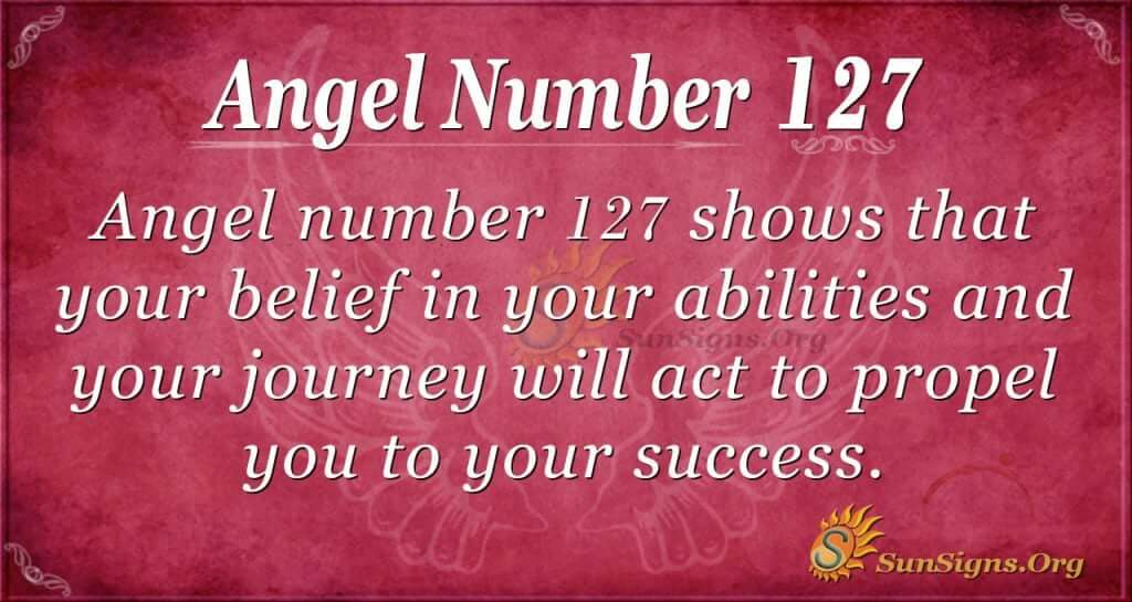 angel number 127
