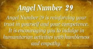 angel number 29