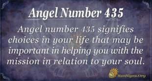 Angel Number 435