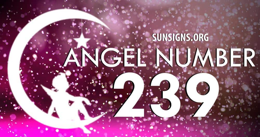 angel number 239