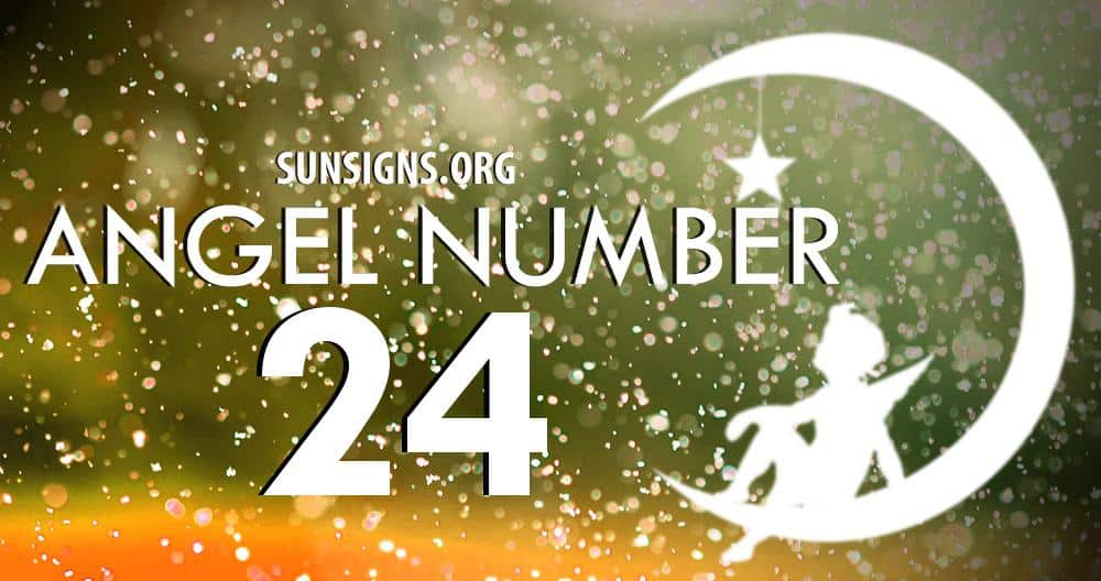 angel number 24