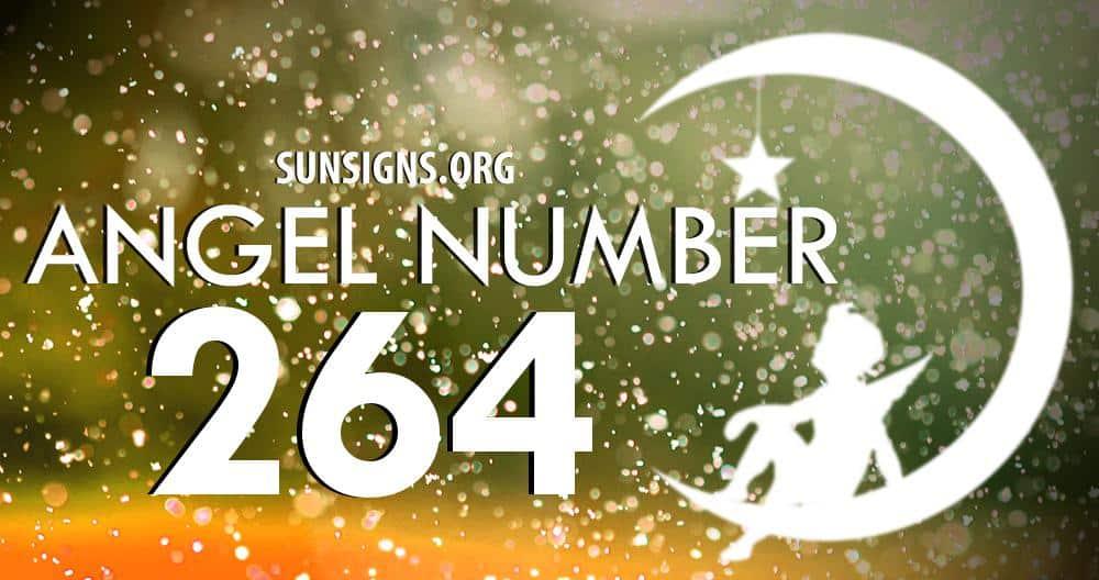 angel number 264