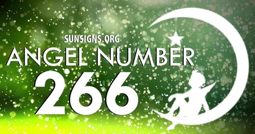 angel number 266
