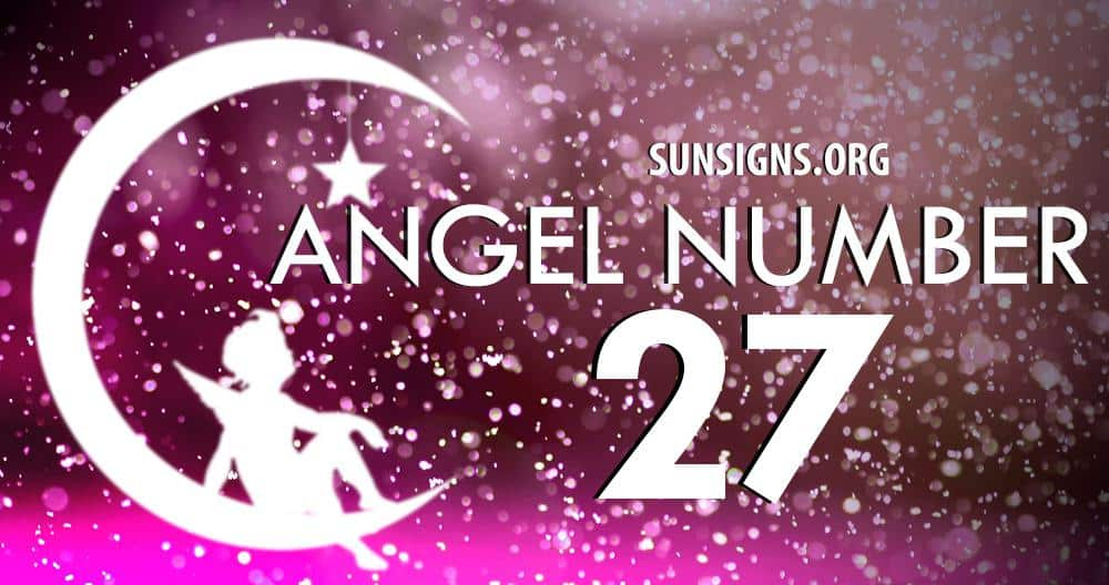 angel number 27