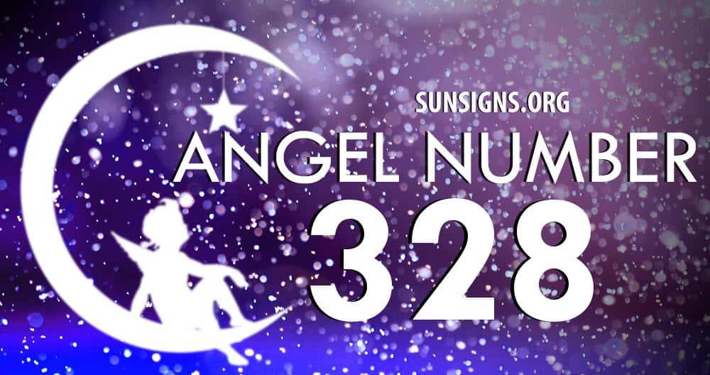 angel number 328