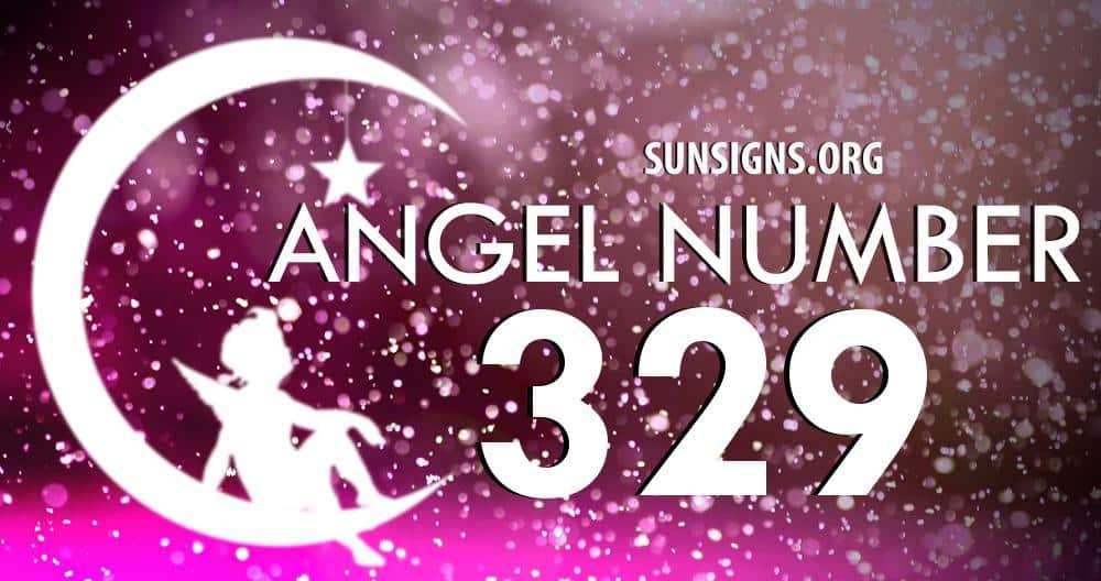 angel number 329