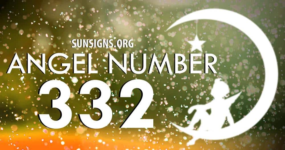 angel number 332