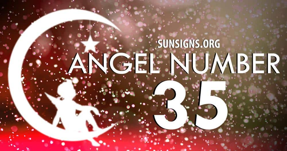 angel number 35