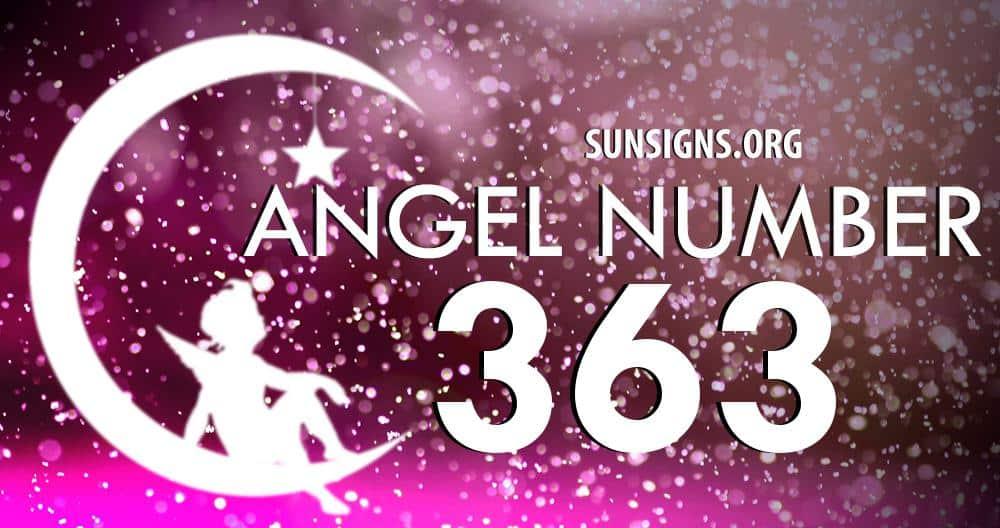 angel number 363
