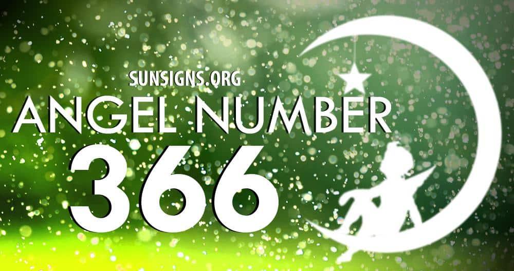angel number 366