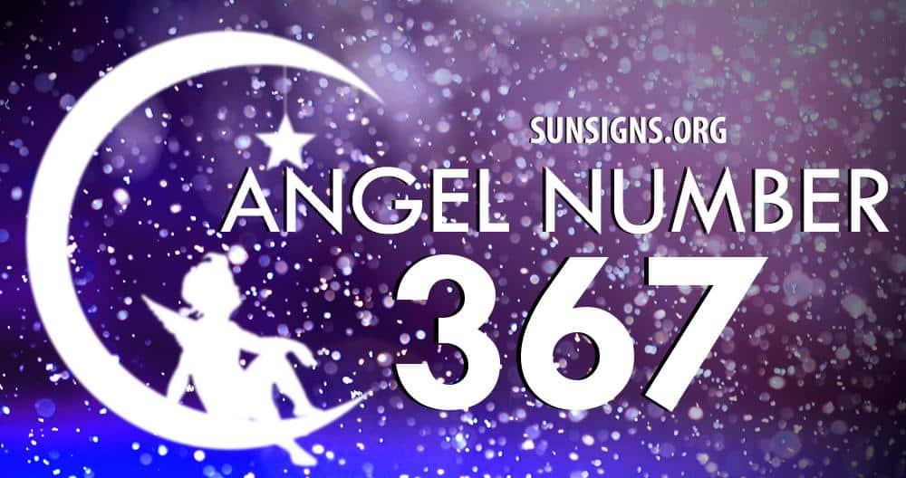 angel number 367