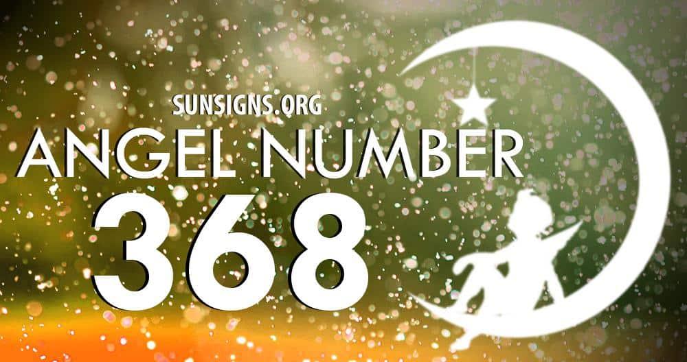 angel number 368