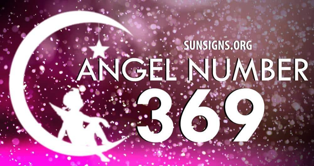 angel number 369