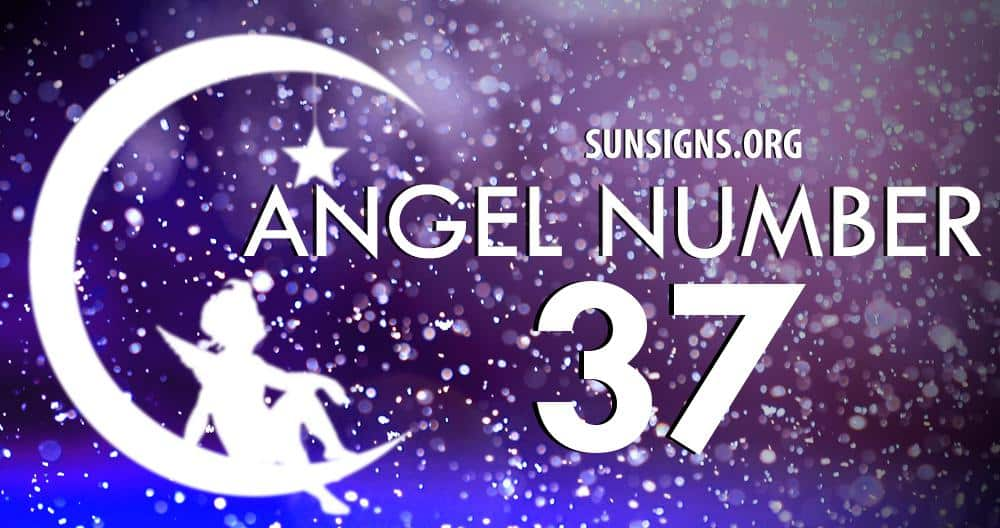 angel number 37
