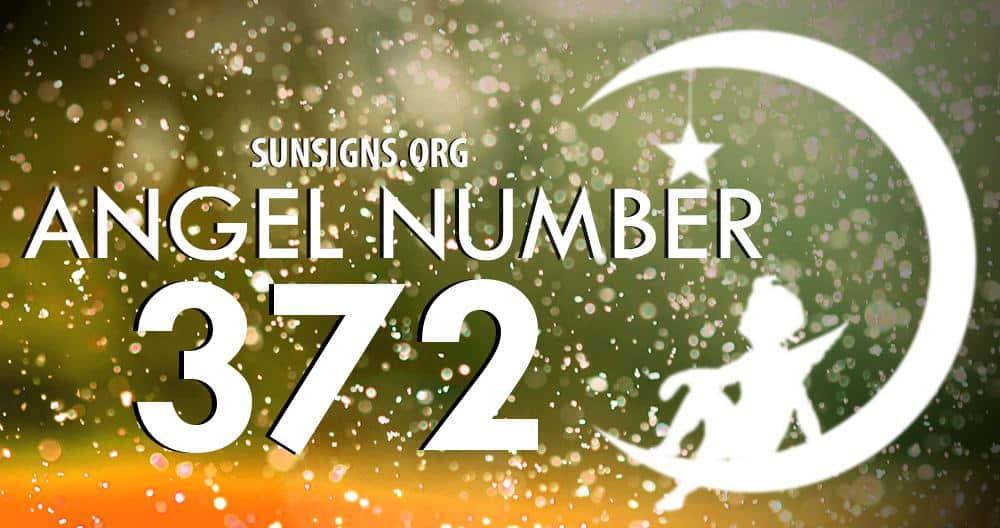 angel number 372