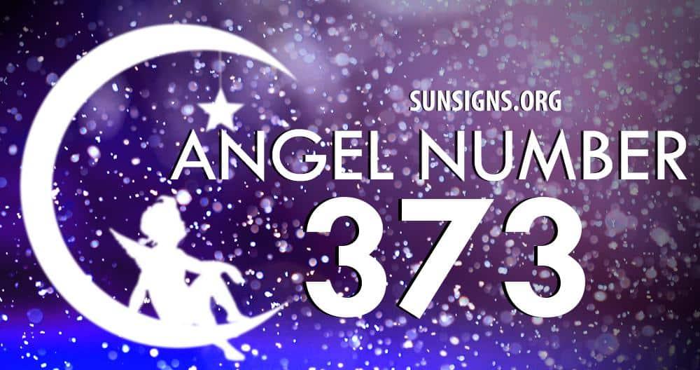 angel number 373