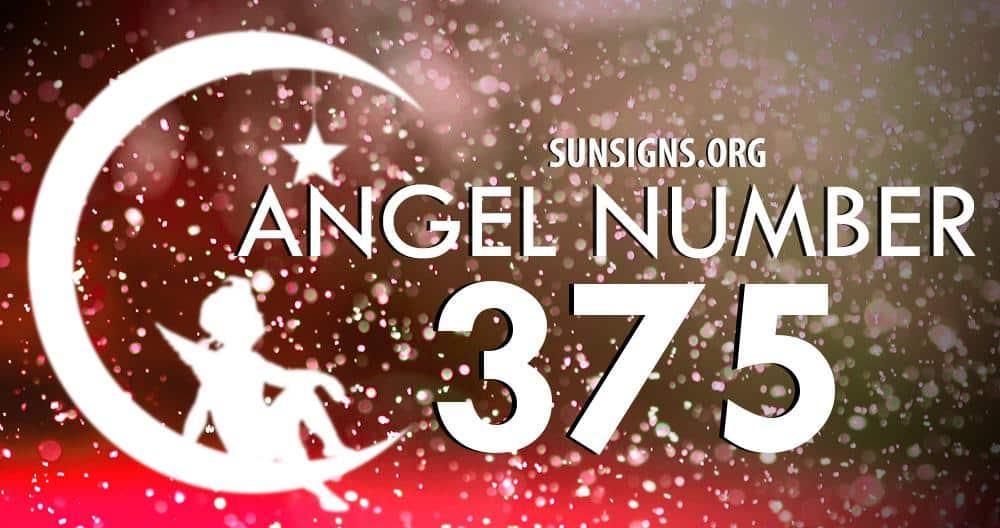 angel number 375