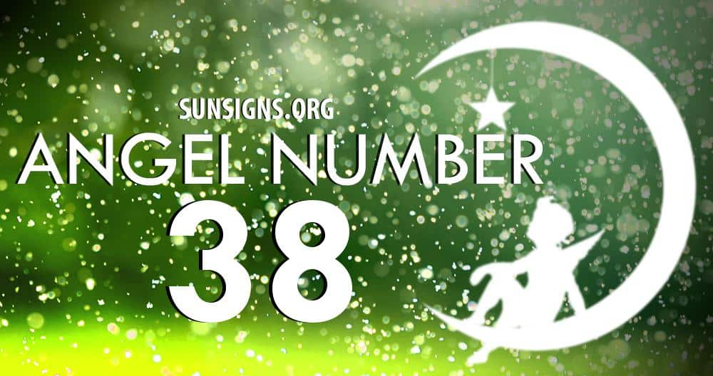 Angel Number 38 Meaning