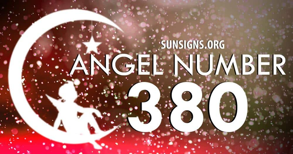 angel number 380