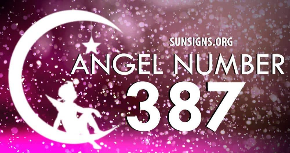 angel number 387