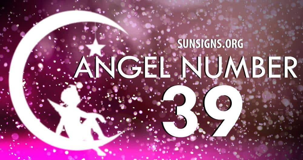 angel number 39