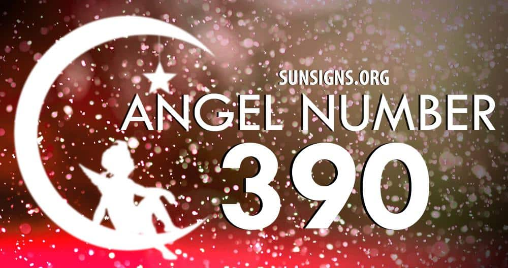 angel number 390