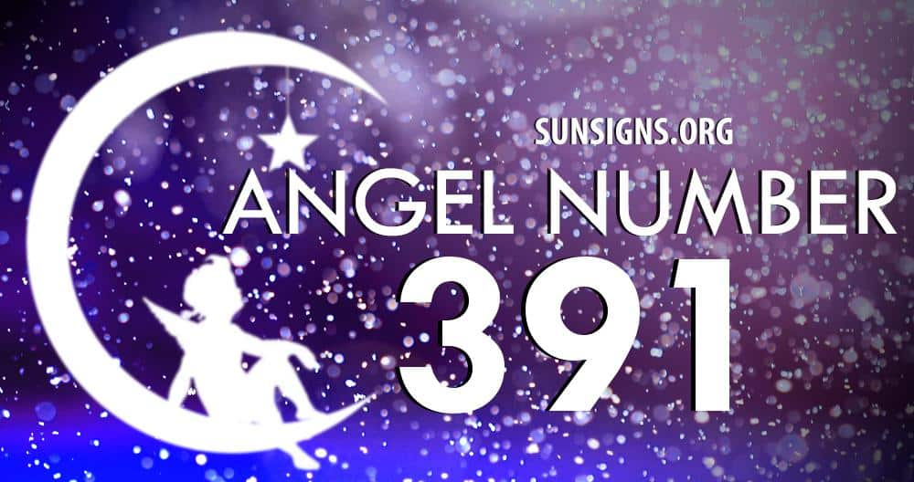 angel number 391